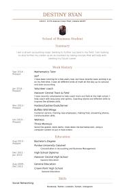 resume sles for high students skills tutor john rosemond parents insist on helping with homework despite
