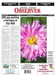 quesnel cariboo observer july 31 2015 by black press issuu