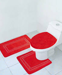 Kmart Cannon Bath Rugs by Choosing The Red Bathroom Rugs City Gate Beach Road