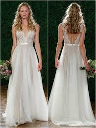 high waist wedding dress 2015 custom made wedding dresses v neck empire