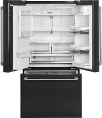 black friday ge refrigerator ge cafe black slate french door refrigerator cfe28uelds