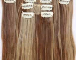 Light Brown Hair Extensions 23 Platinum Blonde Hair Extensions Bleach Blonde Clip