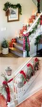 best 25 christmas stairs decorations ideas on pinterest