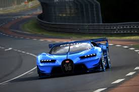 latest bugatti bugatti vision gran turismo show car revealed at frankfurt motor