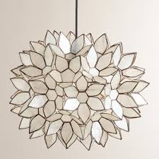Capiz Light Pendant Mesmerizing Capiz Pendant Light 1 Capiz Light Pendant For Sale