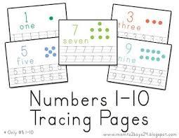 learning my numbers worksheets free preschool worksheets for pre