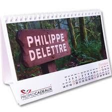 chevalet de bureau personnalisé calendrier personnalisé nominatif chevalet 210 x 150