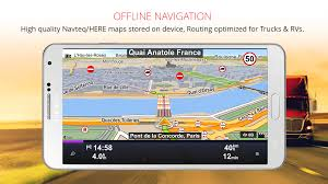 Truck Route Maps Sygic Truck Gps Navigation Android Apps On Google Play