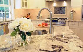 Kitchen Granite Design by Close Up Delicatus White Granite Design Kitchens Pinterest