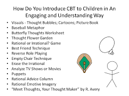 What Is Empty Chair Technique Effective Cbt Strategies For Working With Age Children