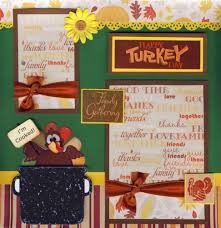 120 best thanksgiving scrapbooking images on