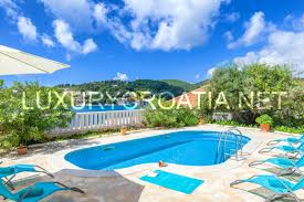 House With Pool Stone House With Pool Sumartin Brac For Up To Twelve People