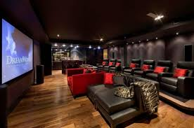 home cinema interior design chairs cool home theater interior design with lounge chairs sofa