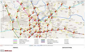 Banglore Metro Route Map by Pune Roads Traffic Conditions Route Queries And Other Assorted