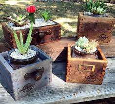 succulent planters for sale 100 year old barn wood planter boxes now available for sale
