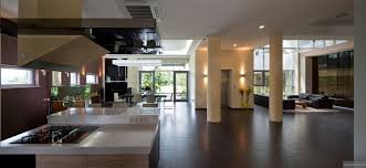modern open floor plans modern open plan house home design ideas