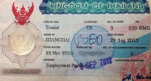 consolati thailandesi in italia come ottenere il visto thailandese la guida completa