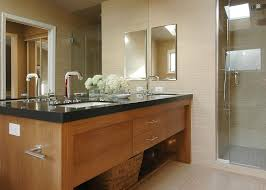 porcelanosa ferroker tile bathroom contemporary with ceramic drop