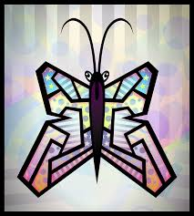abstract pattern butterfly butterfly abstract insect free vector graphic on pixabay