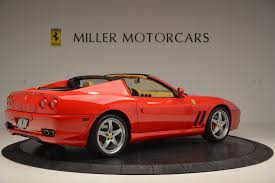 Ferrari 458 Manual - 2005 ferrari superamerica 6 speed manual stock 4349 for sale