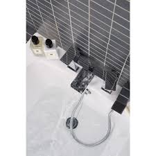relax waterfall bath shower mixer tap