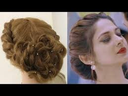 hairstyles youtube party hair style stunning beautiful twist hairstyle easy party