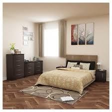 Headboard Nightstand Combo Bedroom Furniture Target