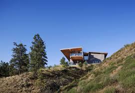modern house design on hillside u2013 modern house