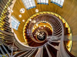 Looking Down Stairs by Staring Into The Heals Abyss Pictures Getty Images