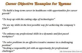 Teacher Resume Objective Sample by General Resume Objective Samples Best 20 Resume Objective