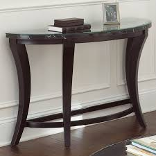half moon console table for your interior design modern console