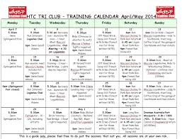 training calendar apr may 2014 u2013 welcome to logan tri