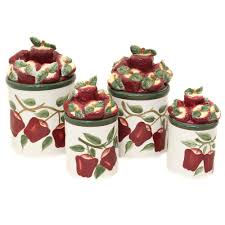 beautiful country kitchen canisters concept kitchen gallery