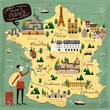 Toulouse France Map by France Map Stock Photos U0026 Pictures Royalty Free France Map Images