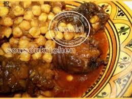 cuisiner pied de mouton recette de pieds de mouton الكورعين recette d el aid par sousoukitchen