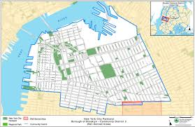 Map Of Brooklyn Ny New Brooklyn Open Space Maps Call Parts Of Ay Site Well Served