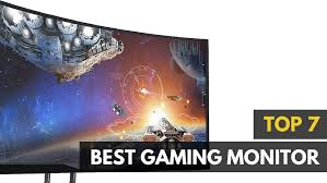 The Best 27 Inch Gaming Monitors For August 2017 by Best Gaming Monitor Reviews Top 5 Of 2017 G Sync 4k Gaming
