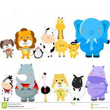 for children animal groups