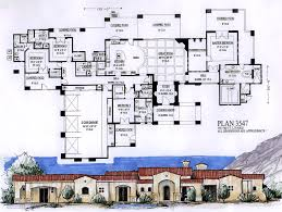 french cottage floor plans amazing 4000 square foot house plans one story contemporary best