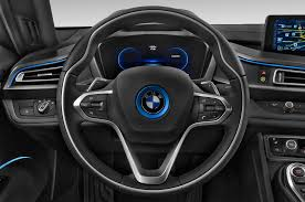 Bmw I8 Rear Seats - 2014 bmw i8 steering wheel interior photo automotive com