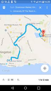 Google Maps Bus Routes by Uwimona Now Publication