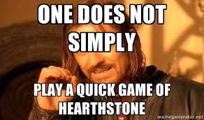 Heartstone Meme - because hearthstone sorry if some are old album on imgur