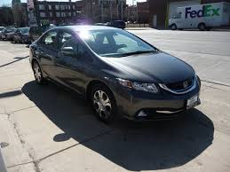 used honda civic chicago 2013 honda civic hybrid 4dr sedan w navi in chicago il car center