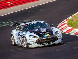 aston martin gt3 aston martin v12 vantage gt3 at nurburgring 24 hours race exotic