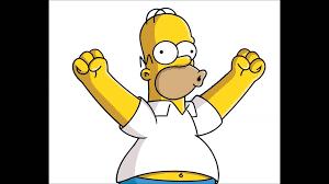 Homer Homer Simpson I Am Invincible Youtube