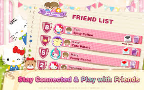 Hello Kitty Invitation Card Maker Free Hello Kitty Dream Cafe Android Apps On Google Play