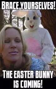 Jesus Easter Meme - atheist punk 666 on twitter jesus easter bunny bible