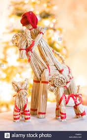 swedish christmas decorations swedish christmas tree decorations stock photos swedish