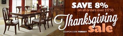 thanksgiving and black friday furniture deals