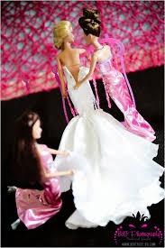 casamento em miniatura dolls